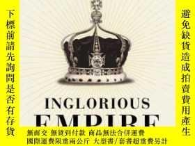 二手書博民逛書店Inglorious罕見EmpireY364153 Shashi Tharoor Penguin 出版201