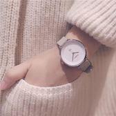 小清新chic手錶女學生韓版簡約 潮流 ulzzang休閒 大氣百搭復古錶 CY潮流站
