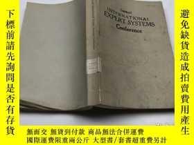 二手書博民逛書店INTERNATIONAL罕見EXPERT SYSTEMS國際專家系統Y383796 EXPERT SYSTE