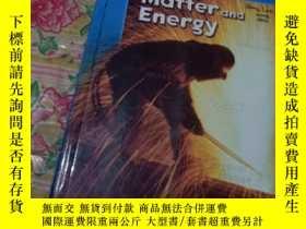 二手書博民逛書店Matter罕見and Energy 精裝Y186899 如圖 如圖
