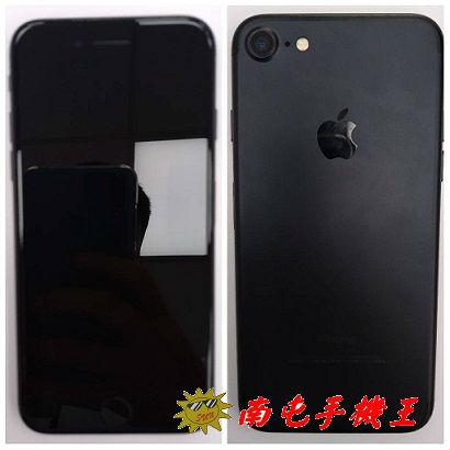 =南屯手機王= Apple iPhone 7 128GB 消光黑 中古機 宅配免運費