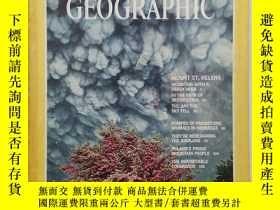 二手書博民逛書店national罕見geographic january 198