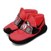 Nike 籃球鞋 Kyrie 6 Auto TDV 紅 黑 童鞋 小童鞋 小朋友 運動鞋 厄文 【PUMP306】 CK0616-600