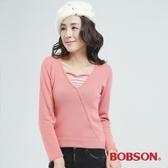 BOBSON 毛衣(粉紅65114-27)