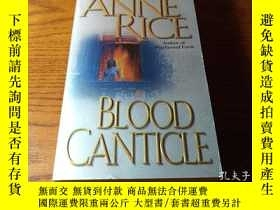 二手書博民逛書店英文原版罕見Blood Canticle (The Vampir