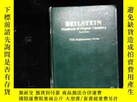 二手書博民逛書店Beilsterin罕見5th supplementary se