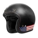 【東門城】ASTONE SPORSTER II VV77 (碳纖原色)半罩式安全帽 復古帽