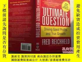 二手書博民逛書店The罕見Ultimate Question: Driving