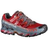 [好也戶外] LA Sportiva Ultra Raptor GTX女款野跑鞋-石榴紅/石板灰 NO.26S308903