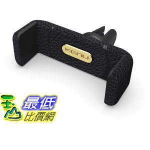 [104美國直購] Kenu Airframe+ Leather Edition | Car Mount for Smartphones and Phablets|Black|Retail packa..