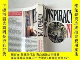 二手書博民逛書店CONSPIRACY罕見OF ONEY8791 ISBN:978