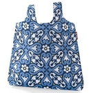 【reisenthel】-德國進口正版輕量摺疊收納購物袋-(花之天使款)