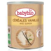 BABYBIO 有機寶寶米精-小小米220g-法國原裝進口6個月以上嬰幼兒專屬副食品