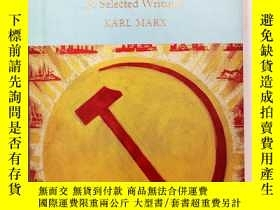 二手書博民逛書店The罕見Communist Manifesto: & Selected Writings (Macmillian