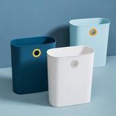 居家家廚房可掛式分類垃圾桶衛生間垃圾筒家用客廳北歐大號垃圾簍