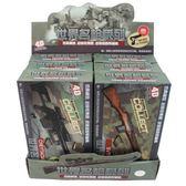 4D槍支模型 DIY步槍模型 MM010195-02(一套)/一套6款入{促40} 仿真槍 1:6槍拼裝模型~睿