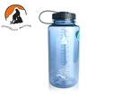 丹大戶外【Outdoor Active】山貓水壺 寬口隨手瓶系列 1000c.c. 寶石藍色 W1000