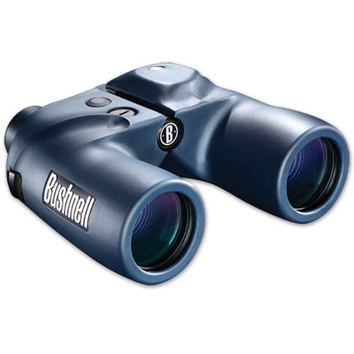 黑熊館 Bushnell Marine 7x50mm 雙筒望遠鏡 航海 羅盤 抗UV 普羅稜鏡 137500