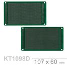 『堃喬』KT-1098D 107 x 6...