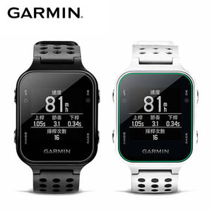 Garmin Approach S20 中文高爾夫球GPS手錶-黑黑