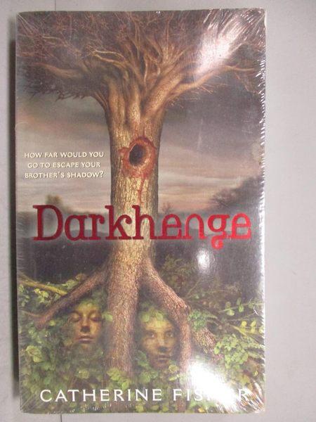 【書寶二手書T9/原文小說_HQV】Darkhenge_Fisher, Catherine