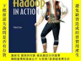 二手書博民逛書店Hadoop罕見In ActionY364682 Chuck Lam Manning Publications