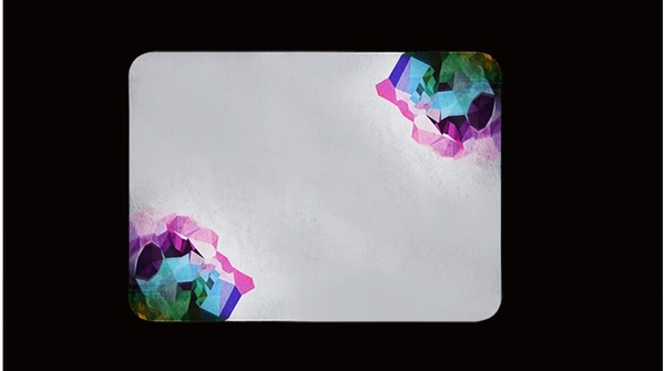 【USPCC撲克】 Memento Mori Close-Up Pad (24 inch x 17 inch)