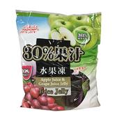 晶晶30%果汁水果凍(綜合)900g【愛買】