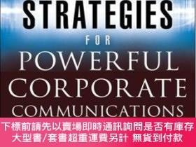 二手書博民逛書店Digital罕見Strategies for Powerful Corporate Communications
