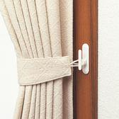 日本LEC窗簾束繩收納掛勾