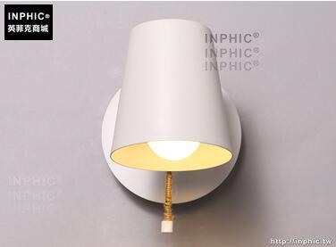 INPHIC- 北歐臥室陽臺壁燈床頭燈現代簡約客廳創意過道牆燈led鐵藝鏡前燈-M款_S197C