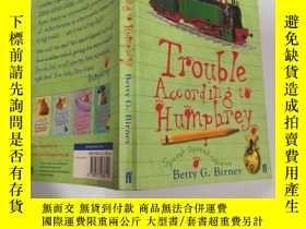 二手書博民逛書店trouble罕見according to Humphrey 漢弗萊說的麻煩.,Y200392
