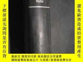 二手書博民逛書店comparative罕見politics 比較政治學 1873