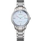 CITIZEN星辰 LADY'S 簡約甜美時尚腕錶 EW2590-85D
