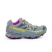 [好也戶外] LA Sportiva Ultra Raptor GTX女款野跑鞋/石板灰-紫 NO.26S903500
