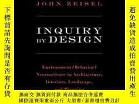 二手書博民逛書店【罕見】2006年平裝版 Inquiry By Design: