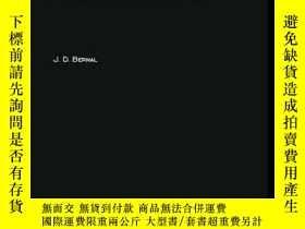 二手書博民逛書店The罕見Extension Of ManY256260 J. D. Bernal The Mit Press