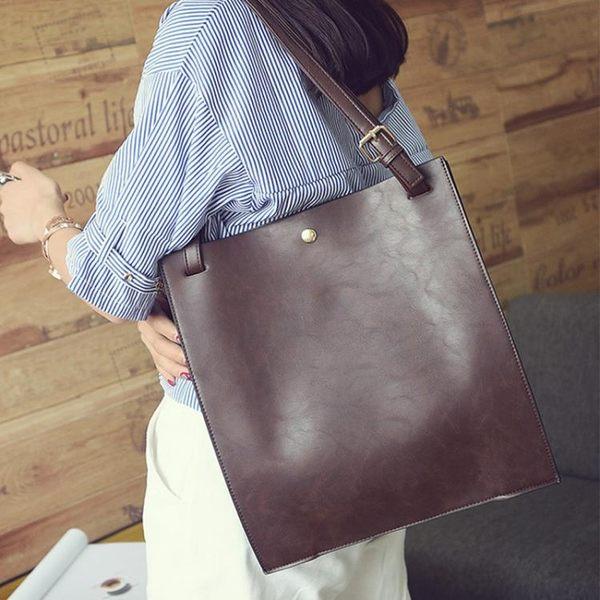 618年㊥大促 韓版大包包夏季新款手提包大容量女包休閒通勤單肩包托特包