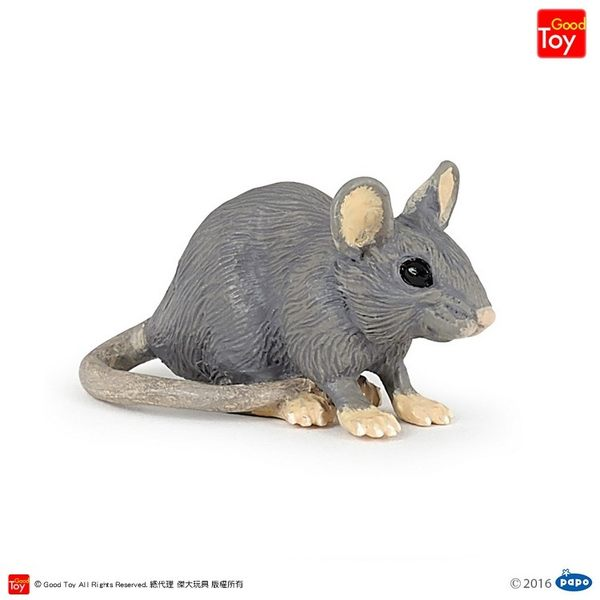 【Good Toy】法國 PAPO 50205 野生動物 家鼠 House Mouse