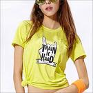 個性印花短袖T恤TA616(有M/L雙尺...
