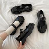 瑪麗珍鞋瑪麗珍日系jk小皮鞋女學生韓版百搭復古英倫風2020新款春季夏薄款 JUST M