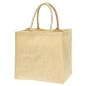 環保購物袋 蝶古巴特最佳選擇 麻製購物袋 TW15 NITORI宜得利家居
