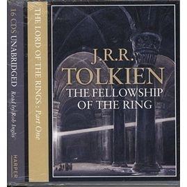【魔戒首部曲CD】 THE FELLOWSHIP OF THE RING /16CDS