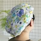 親密寶貝 穿戴舒適防水浴帽