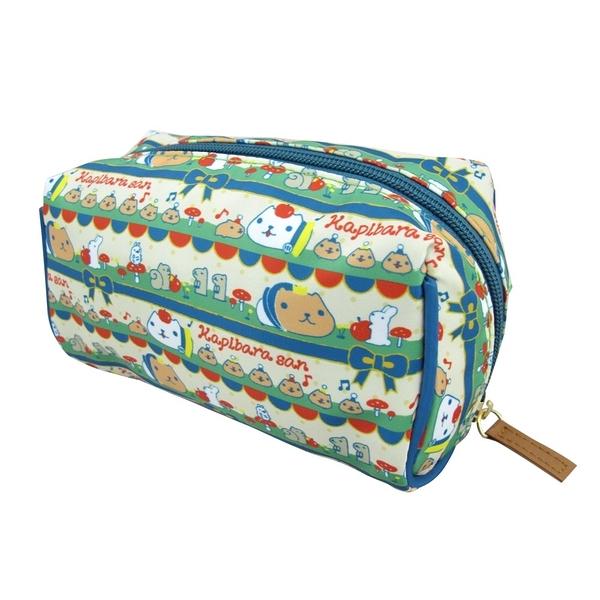 水豚君化妝包 Kapibarasan Cosmetic bag カピバラさん 化粧品バッグ 763451