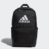 Adidas CL W AOP Backpack [DW4270] 男女 後背包 書包 減壓背帶 休閒 輕量 愛迪達 黑