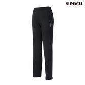 K-SWISS Retro Pants運動長褲-女-黑