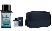 開店慶特惠組【Burberry】 Mr. Burberry Flanker EDT 100ml+湛藍旅行盥洗包+湛藍時光男性淡香水5ml