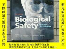 二手書博民逛書店Biological罕見Safety: Principles and Practices 進口原版 Y2682