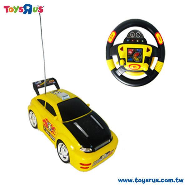 玩具反斗城 擬真方向盤遙控車